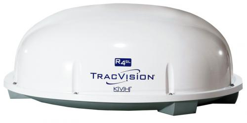 Custom Radome for Maritime Satellite Communications Image