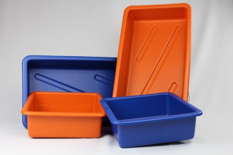 Material Tote Trays Image
